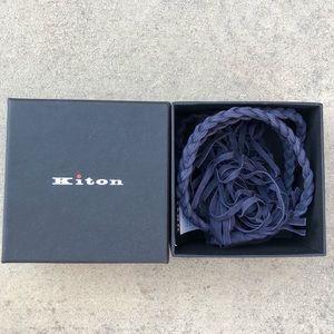 🐐🐐 Kiton goat leather belt